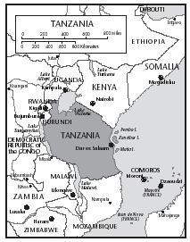 Food in Tanzania - Tanzanian Food, Tanzanian Cuisine