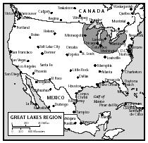 United States Great Lakes Region
