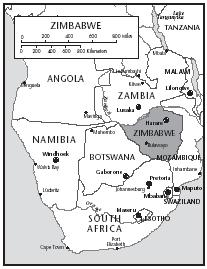 Food in Zimbabwe - Zimbabwean Food, Zimbabwean Cuisine
